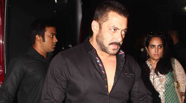 2002 hit-and-run case: Salman Khan has been ordered by the court to appear before it (Express photo by Varinder Chawla)