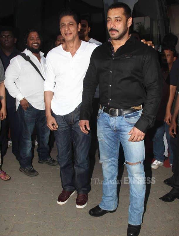 Shah Rukh Khan, Salman, Bigg Boss 9, Dilwale