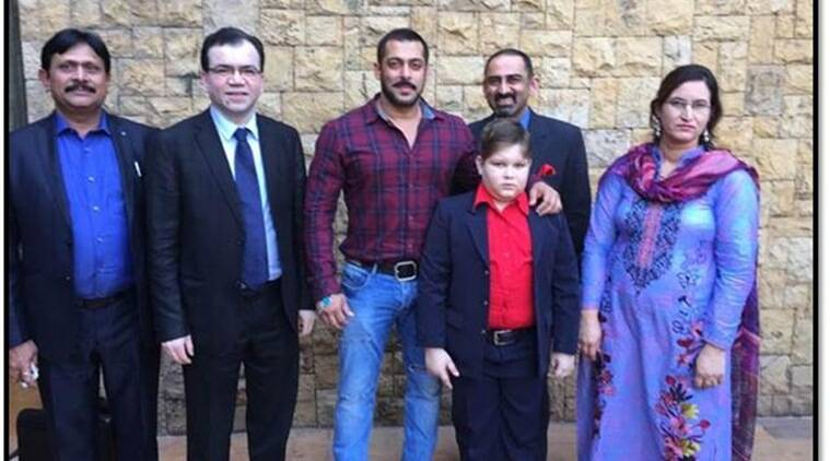 Salman Khan, Salman Khan films, Salman Khan news, Salman Khan latest news, Salman Khan pakistani fan, Salman Khan upcoming movies, entertainment news