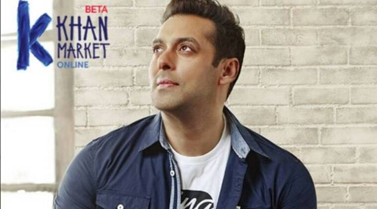 Salman Khan, Salman Khan website, salman khan shopping website, salman khan website conflict, khanmarketonline.com, khanmarketonline.com issue, salman khan conflict, salman khan issue, salman khan latest conflict, salman khan online website, salman khan news, bollywood news