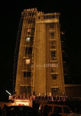 Salman Khan, Salman Khan Galaxy apartments