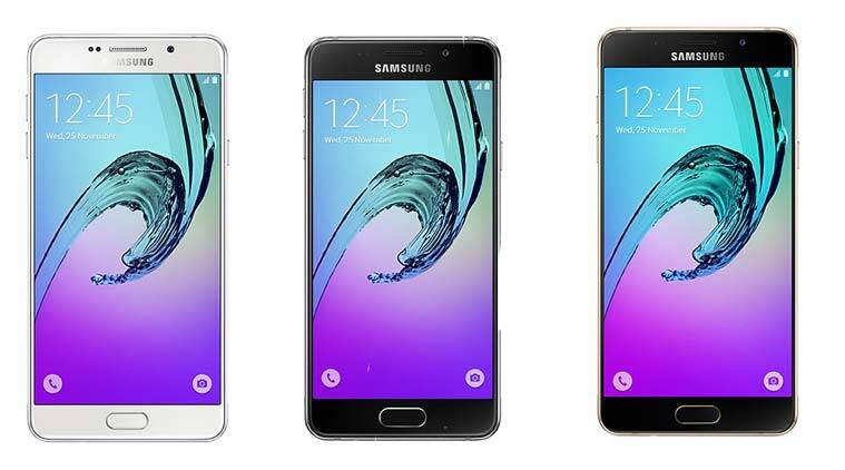 Samsung Galaxy A (2016) Series Launched With Stylish New