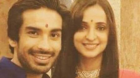 Sanaya Irani, Mohit Sehgal's roka ceremony done; to get married soon
