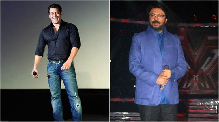 Sanjay Leela Bhansali feels superstar Salman Khan would be 'happy' that 'Bajirao Mastani', has finally released.