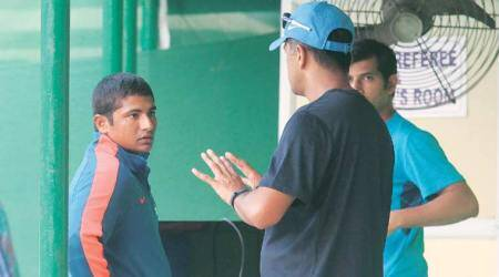 India at U-19 World Cup: Here's looking at youkids