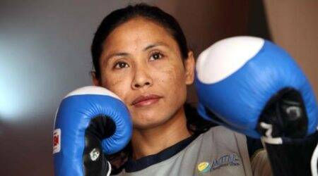 Ban has helped me to think about my game: Sarita Devi