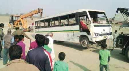 school bus, school bus safety, gurgaon school bus, gurgaon school bus safety, delhi news