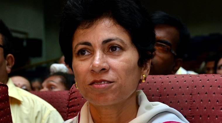 Congress MP Kumari Selja