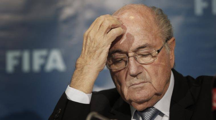 Sepp Blatter, Sepp Blatter FIFA, FIFA Sepp Blatter, Sepp Blatter bribery, Blatter Bribery, Blatter bribery case, Sepp Blatter football, Football News, football