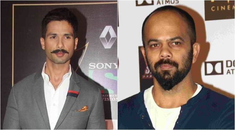 Shahid Kapoor, Rohit Shetty, Shahid Kapoor films, Dilwale, Dilwale collection, Shahid Kapoor upcoming films, Rohit Shetty films, entertainment news