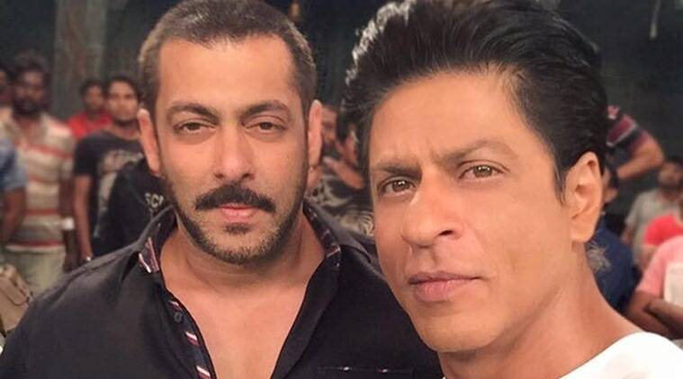Image result for salman and shahrukhkhan