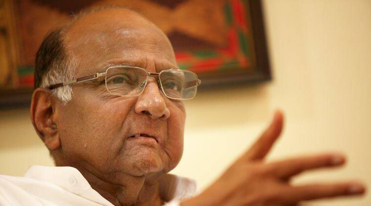 sharad pawar, book launch, pune, pune news, pune book launch, sharad hardikar book launch, indian express news