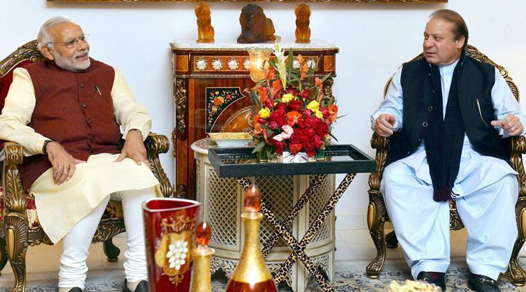 narendra modi, nawaz sharif, modi sharif meeting, Modi in lahore pakistan reaction, Pakistan reaction Modi Lahore visit, pakistan foreign ministry, pakistan news, india news, latest news, world news