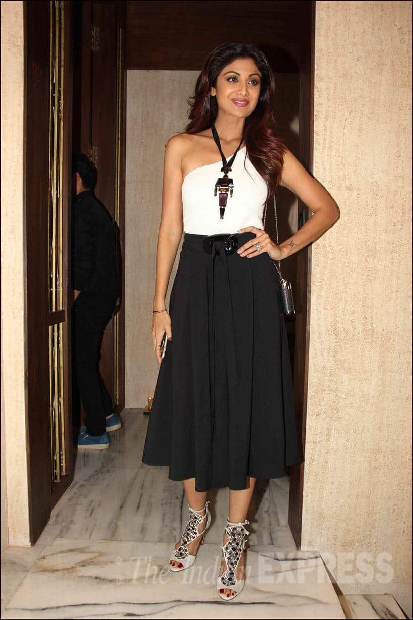 Shilpa Shetty, style file, fashion trends