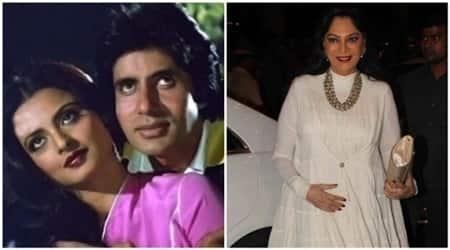 Simi Garewal, Rekha, Amitabh Bachchan, Rekha Amitabh, Rekha Amitabh Bachchan, Rekha Amitabh love, Rekha Amitabh Affair, Rekha Big B, Rekha Big B love, Simi garewal talk show, latest news, Bollywood news, Entertainment news