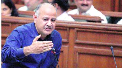 Manish Sisodia starts dismantling the BRT: Don't need copy-paste