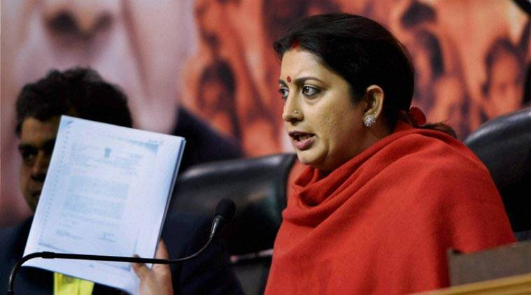 HRD minister, Smriti Irani, HRD ministry in Dalit suicide, HRD letter to Hyderabad university, HRD involvement in Dalit suicide, Rohith Vermula, Dalit suicide hyderabad university, Smriti Irani in dalit suicide