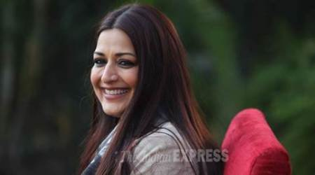 I try to be fair: Sonali Bendre on judging stint
