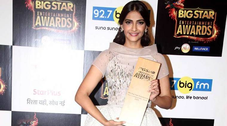Sonam said film stars have to be careful while setting a trend as they are influential.