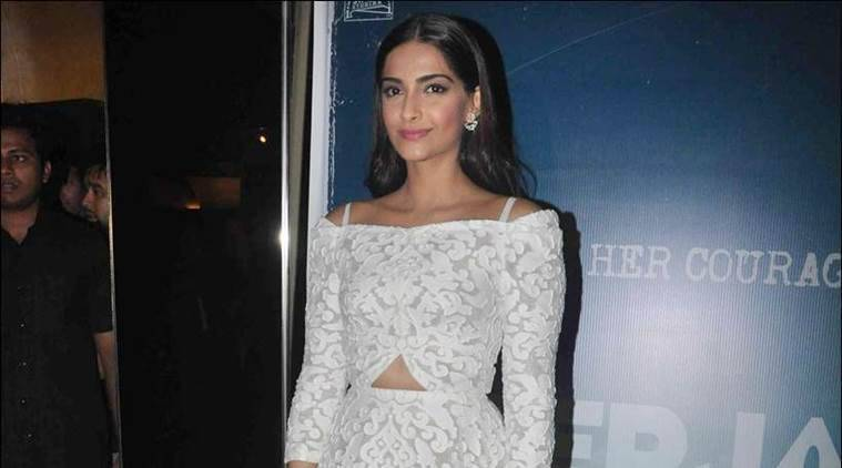 """Sonam, however, feels she should be called """"stylish"""" rather than a """"fashionista""""."""