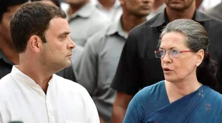 National Herald case, Sonai gandhi, Rahul Gandhi