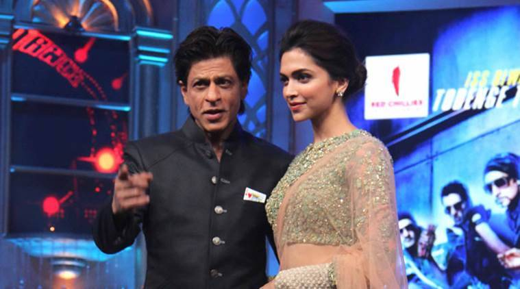 Deepika Padukone, Shah Rukh Khan, Shah Rukh Khan, Diwale, Bajirao Mastani, Deepika Padukone films, Deepika Padukone upcoming films, Deepika Padukone Bajirao Mastani,SRK, Shah Rukh Khan films, Shah Rukh Khan dilwale, Shah Rukh Khan upcoming films, Shah Rukh Khan news, Sanjay Leela Bhansali, Sanjay Leela Bhansali films, entertainment news