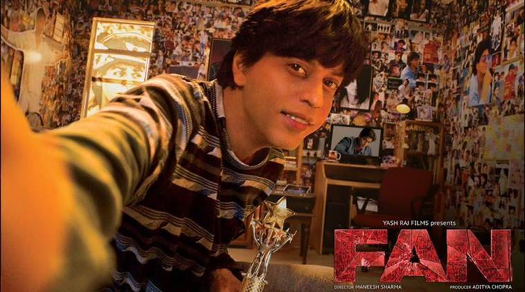 Image result for SRK in FAN