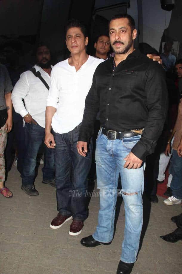 Shah Rukh Khan, Salman Khan, Bigg Boss 9, Dilwale