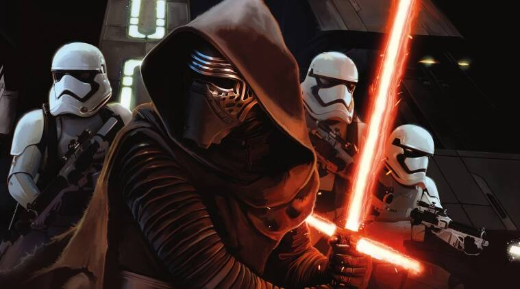 Star Wars, Star Wars: The Force Awakens, hollywood, entertainment