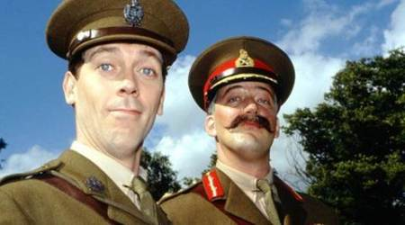 I was happiest working with Hugh Laurie: StephenFry