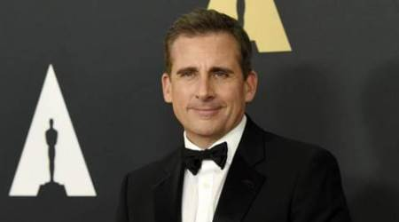 Steve Carell to unveil 2016's 1st Hollywood Walk Of Fame star