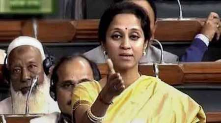 Full text: Come clean on the agenda of your govt, Supriya Sule tells Modisarkar