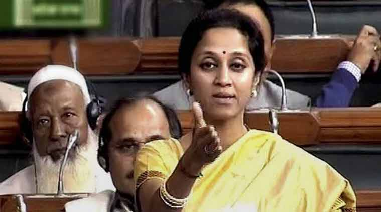 MP Supriya Sule, BJP and NCP, Proxy wars in NCP, BJP in Maharashtra, Devendra Fadnavis, Maharashtra Chief Minister Devendra Fadnavis, BJP spokesperson Madhav Bhandari, India news, Mahesh Tapase, BJP VS NCP in Maharashtra, Latest news, India news,