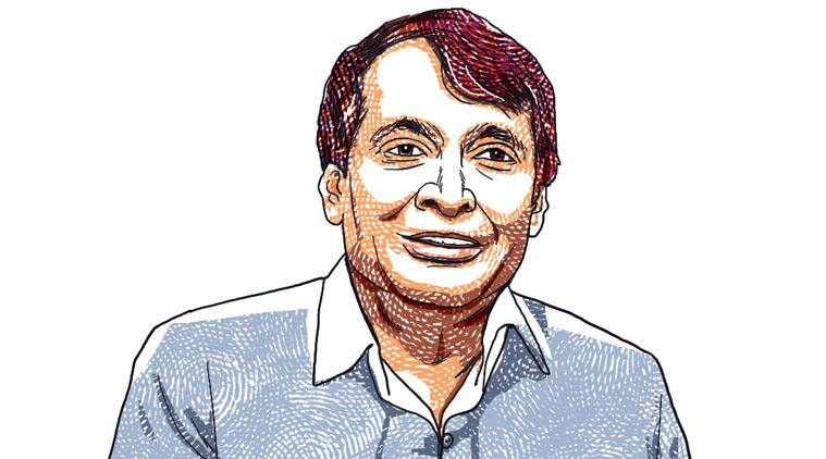 Suresh Prabhu, railway minister Suresh Prabhu, make in india, PM Modi, Modi scheme make in india, mumbai news