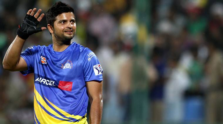 rajkot pay rs 12 5 cr for suresh raina he ll get only 9 5 cr