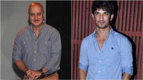 Anupam Kher, M.S. Dhoni: The Untold Story, Sushant Singh Rajput, actor Anupam Kher, Anupam Kher upcoming films, Anupam Kher M.S. Dhoni: The Untold Story, entertainment news