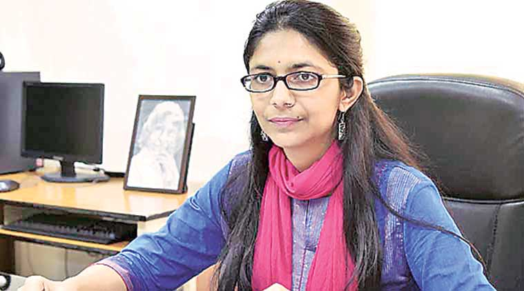 Swati Maliwal, delhi, delhi women safety, delhi minor rape, keshav puram rape, women safety, women crime, delhi rape, delhi women crime, indian express news, india news, delhi news