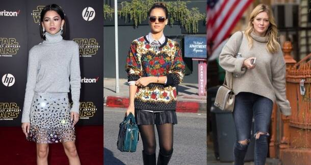 DIY tips: Here's how you can rock your regular sweater this season