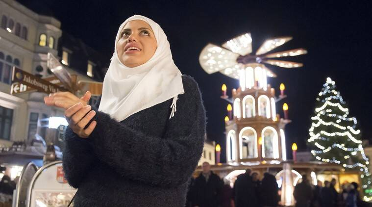 zwickau muslim Zwickau, germany -- christmas carols sound in the medieval square, and the scents of hot spiced wine, anise cookies and beeswax candles waft through the air at zwickau's traditional christmas market the four children of the habashieh family, muslim refugees from syria, wander from stand to stand.