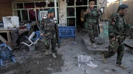 afghanistan, Afghan security forces, Taliban insurgents, Taliban, Kandahar airport, Kandahar airport siege, world news, afghanistan news