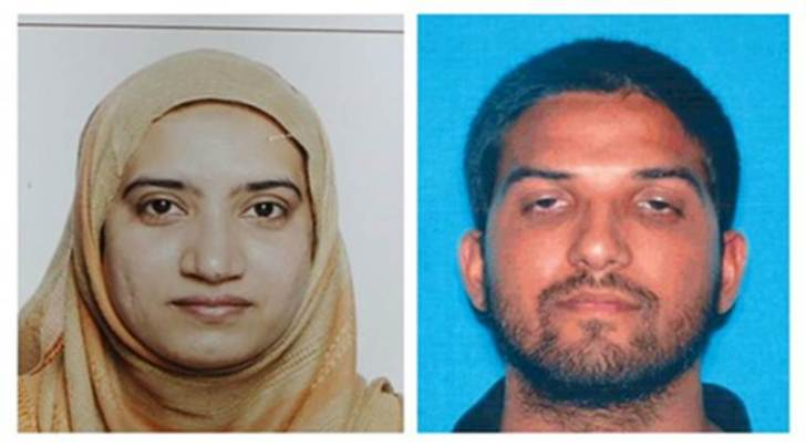 California killing, killing in california, culprits behind california killing, tashfeen malik, tashfeen malik culprit, tashfeen malik california killing, couple behind tcalifornia killing, ISIS, Islamic extremist, california news, latest update on california shootout