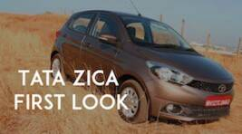 Tata Zica First Look