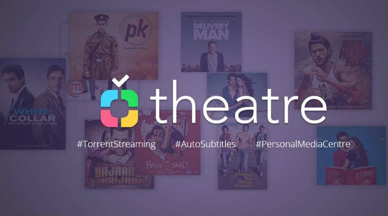 Teewe Theatre makes it easier to stream torrents directly to the big screen