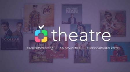 Teewe Theatre brings torrent streaming to the big screen