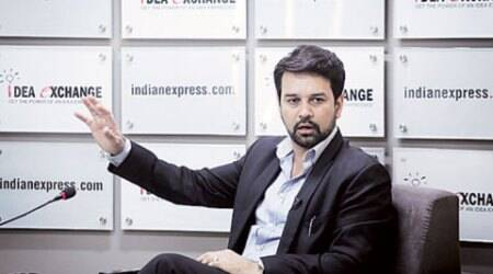 Need to engage, play Pak, social media not sense of the nation: Anurag Thakur