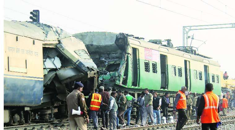 rail accident in india essay List of major train accidents in india with reasons - find out why do so many train accidents occur or happen in india or train derails the indian railways is the.