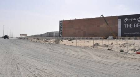 Donald Trump's name, image removed at Dubai development amiduproar