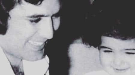 Rajesh Khanna, Rajesh Khanna Birthday, Twinkle Khanna, Twinkle Khanna Birthday, Twinkle Khanna Rajesh Khanna, Twinkle Khanna Father, Twinkle Khanna Rajesh Khanna Pic, Entertainment news