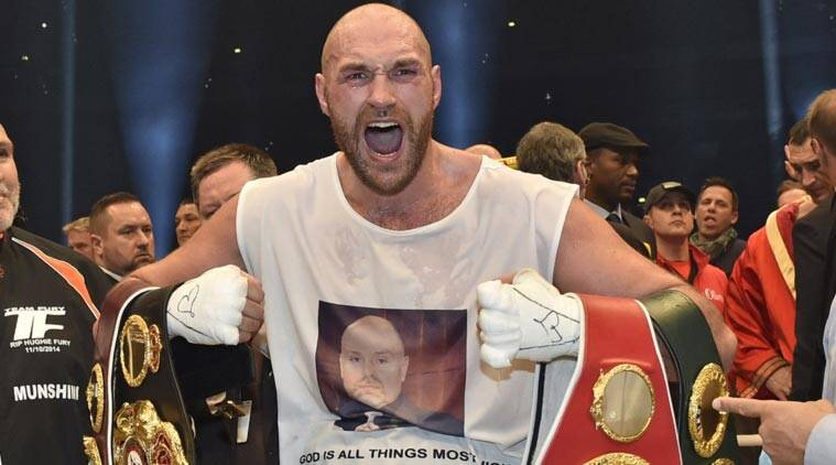 Tyson Fury, Tyson Fury boxing champion, Tyson Fury world title, Tyson Fury IBF title, Tyson Fury world heavyweight champion, Tyson Fury boxing, boxing Tyson Fury, sports news, sports