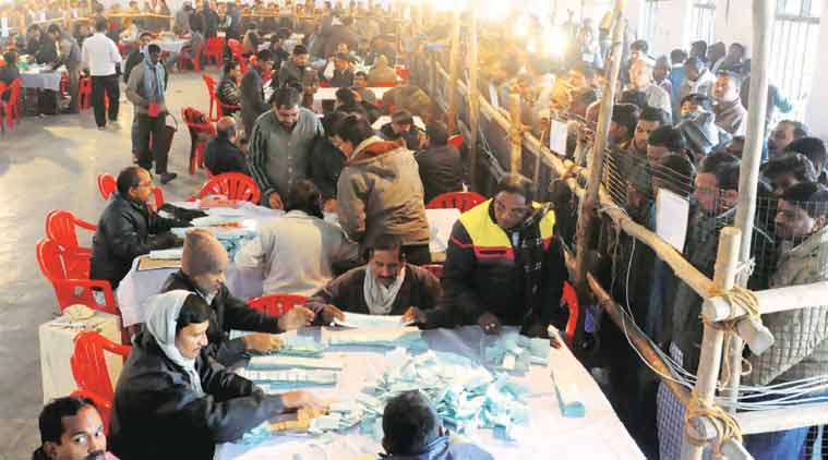 J&K: Counting of votes for civic body polls on Saturday